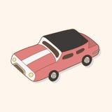 Transportation car theme elements vector,eps Stock Photography