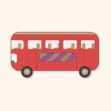 Transportation car theme elements vector,eps Royalty Free Stock Images