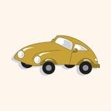 Transportation car theme elements vector,eps. Vector illustration file,vector illustration file Royalty Free Stock Photography