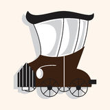 Transportation car theme elements vector,eps. Vector illustration file,vector illustration file Royalty Free Stock Photos