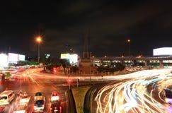 Transportation Center Bangkok Royalty Free Stock Image