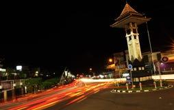 Transportation in city boyolali royalty free stock images