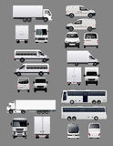Transportation Collection Stock Image