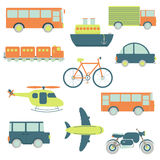 Transportation facilities Stock Image