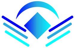 Transportation logo Stock Images