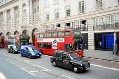Transportation in London City Stock Images