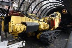 Transportation machine Stock Image