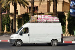 Transportation in Marrakesh Royalty Free Stock Photography