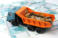 Transportation Money Royalty Free Stock Photo