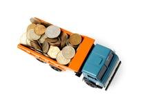 Transportation money Stock Images