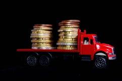Transportation of Money Stock Photos