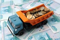 Transportation Money Stock Photo