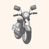 Transportation motor theme elements vector, eps Stock Images