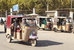 Transportation in Pakistan. This photo is taken in Pakistan. Transportation in Pakistan Urdu: پاکِستان نقل و حمل is extensive and varied and Royalty Free Stock Photography