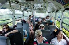Transportation in Rarotonga Cook Islands Stock Photos