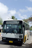 Transportation in Rarotonga Cook Islands Stock Image