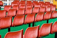 Transportation seats Royalty Free Stock Photography