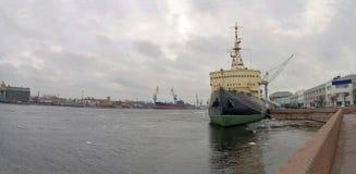 Transportation by ship Stock Photography