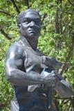 Transportation statue Stock Images
