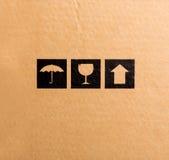 Transportation symbols Stock Photo