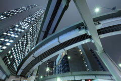 Transportation system in Tokyo Stock Photography