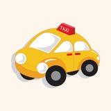 Transportation taxi theme elements vector,eps. Vector illustration file,vector illustration file,vector illustration file,vector illustration file,vector Royalty Free Stock Photos