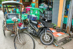 Transportation in Thailand Stock Image