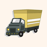 Transportation truck theme elements vector,eps Stock Photography