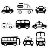 Transportation vehicle Royalty Free Stock Photos