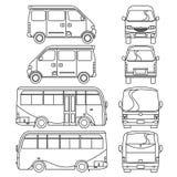 Transportation Vehicle Royalty Free Stock Photo
