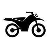 Transportation vehicle design. Motorcycle icon over white background. transportation vehicle design. vector illustration stock illustration