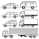 Transportation Vehicle Stock Photo