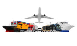 Transportation Vehicles Stock Image