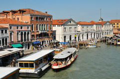 Transportation in Venice Stock Photo
