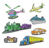 Transportations  Stock Images