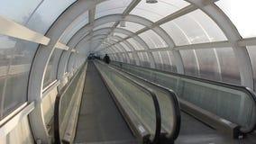 Transportbandtunnel Royalty-vrije Stock Foto's