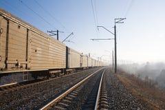 Transportdienstleistungen Lizenzfreies Stockbild