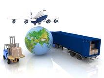 Transporte Imagen de archivo libre de regalías