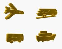 Transporte ilustração royalty free