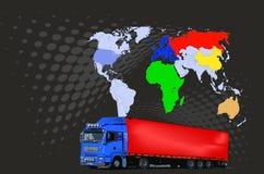 Transporte stock de ilustración