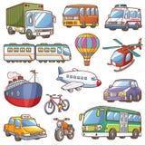 transporte ilustración del vector