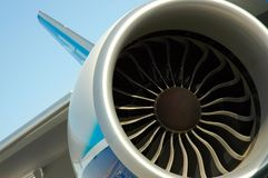Transporte aéreo Fotos de archivo libres de regalías