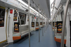 Transporte brandnew Imagem de Stock