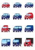 Transporte confidencial e público da estrada Fotos de Stock Royalty Free