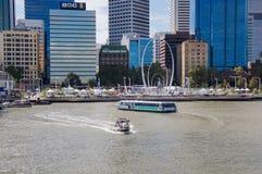 Transporte da balsa em Perth Foto de Stock