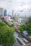 Transporte da cidade Fotografia de Stock
