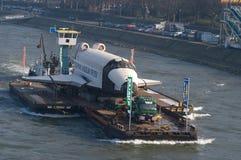 Transporte da espaço-canela Foto de Stock Royalty Free