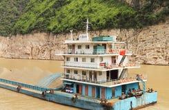 Transporte da via navegável Fotografia de Stock
