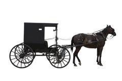 Transporte de Amish Foto de Stock