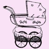 Transporte de bebê Imagem de Stock